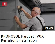 Kerrafront Vox Installation