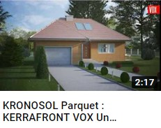 KERRAFRONT VOX Un revêtement de façade moderne