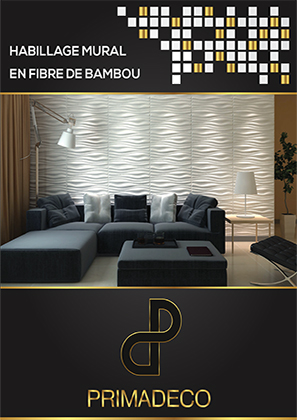 Catalogue PRIMADECO 3D WALL PANELS
