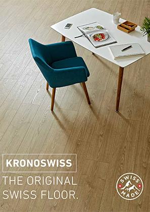 Catalogue SWISS KRONO